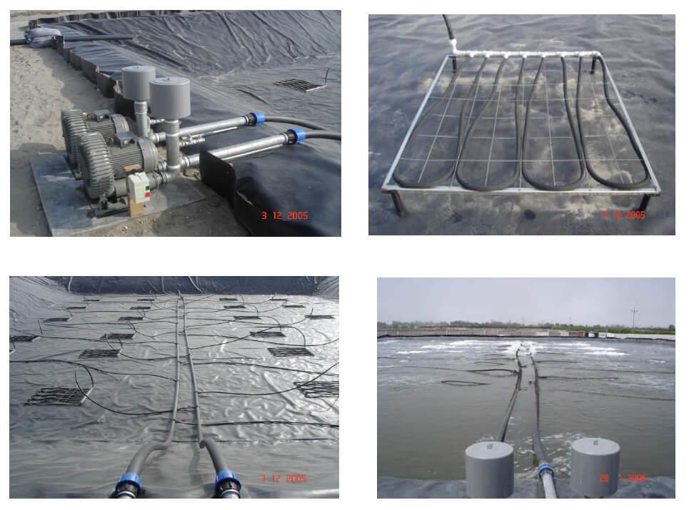 planta de tratamiento aguas residuales